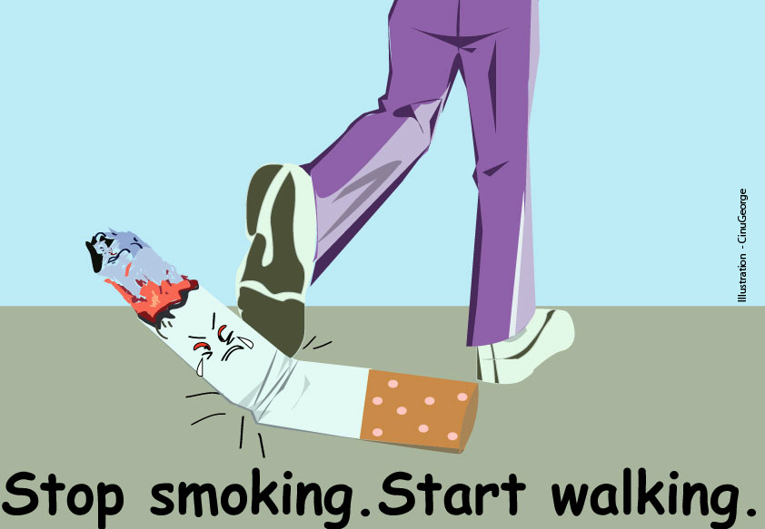Stop Smoking, Start Walking